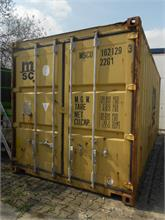 20`Lagercontainer
